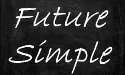 Future Simple правила и формула образования простого будущего времени, слова-маркеры, формы, таблицы и схемы, примеры употребления