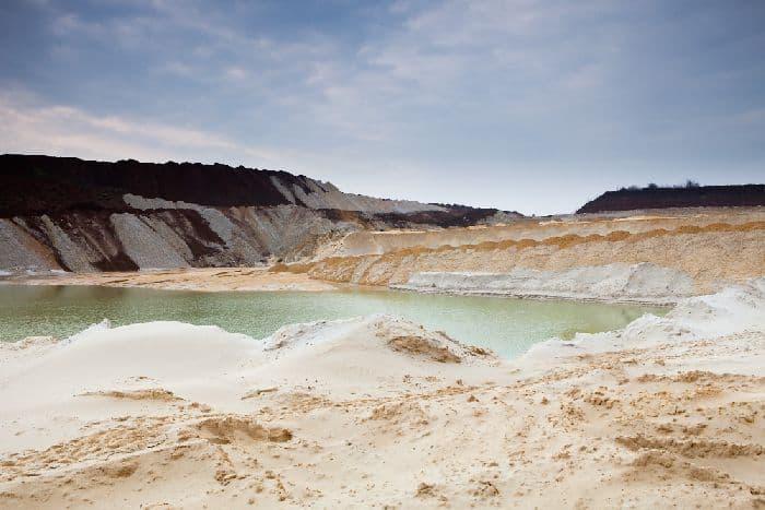 Полезные ископаемые России – места добычи в таблице