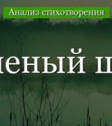 «Зеленый шум» анализ стихотворения Некрасова по плану кратко – идея, смысл, средства выразительности, эпитеты