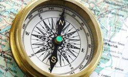 Как пользоваться компасом при ориентировании на местности и по карте