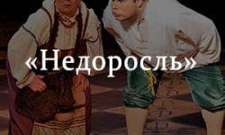 «Недоросль» краткое содержание по действиям комедии Фонвизина, читать пересказ произведения «Недоросль»