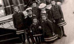 Расстрел императорской семьи Николая 2