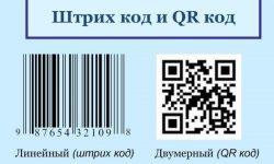 Штрих-код - виды систем, назначение, кодировка разных стран мира
