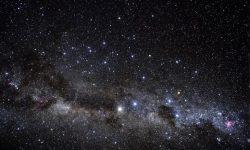 Почему звезды мерцают и переливаются разными цветами?