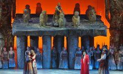 «Гибель богов» - краткое содержание оперы Р. Вагнера