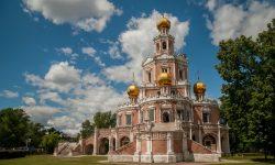 Нарышкинское барокко в архитектуре - признаки, отличительные черты и примеры
