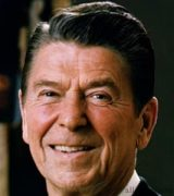 Рональд Рейган биография президента США кратко