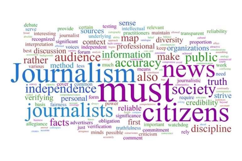 Сочинение на тему: «Моя будущая профессия — журналист» на