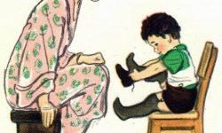 Послушать аудиосказку Большая новость о маленьком мальчике (1960 г.) онлайн