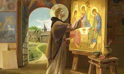 Андрей Рублев (1360-1428) - сообщение о жизни и творчестве иконописца