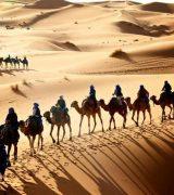Цепь питания в пустыне - схема и примеры составления