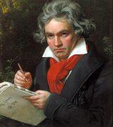 Бетховен биография, музыкальные ? произведения композитора, творчество, интересные факты, сколько симфоний написал, сила характера, семья, детство