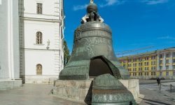 Сообщение о Царь-колоколе - история появления, описание и факты
