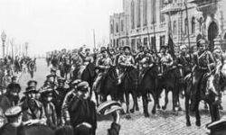 Становление советской власти в России после революции