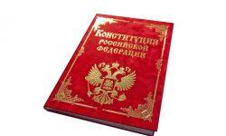 Конституционный строй РФ - основные принципы и особенности