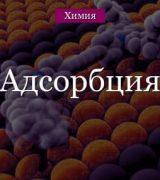 Адсорбция – характеристики в химии, условия и диффузия