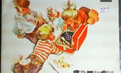 Послушать аудиосказку Солдат и царица (1981 г.) онлайн