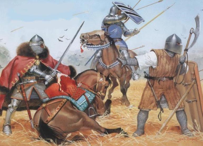 картинки битва на реке шелони подобных