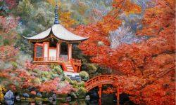Художественная культура Японии - особенности развития, своеобразие и факты