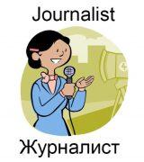 Сочинение на тему: «Моя будущая профессия — журналист» на английском языке - 3 топика с переводом