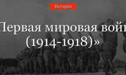 Первая мировая война 1914-1918 – кратко о начале, когда закончилась, причинах и ходе