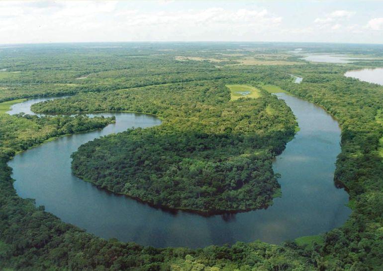 Реки Южной Америки - положение на карте, названия и характеристики