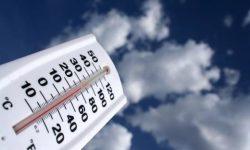Определение температуры воздуха, температурный режим, среднегодовое и среднесуточное значения